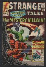 Old 1964 American Comic book Strange tales 127